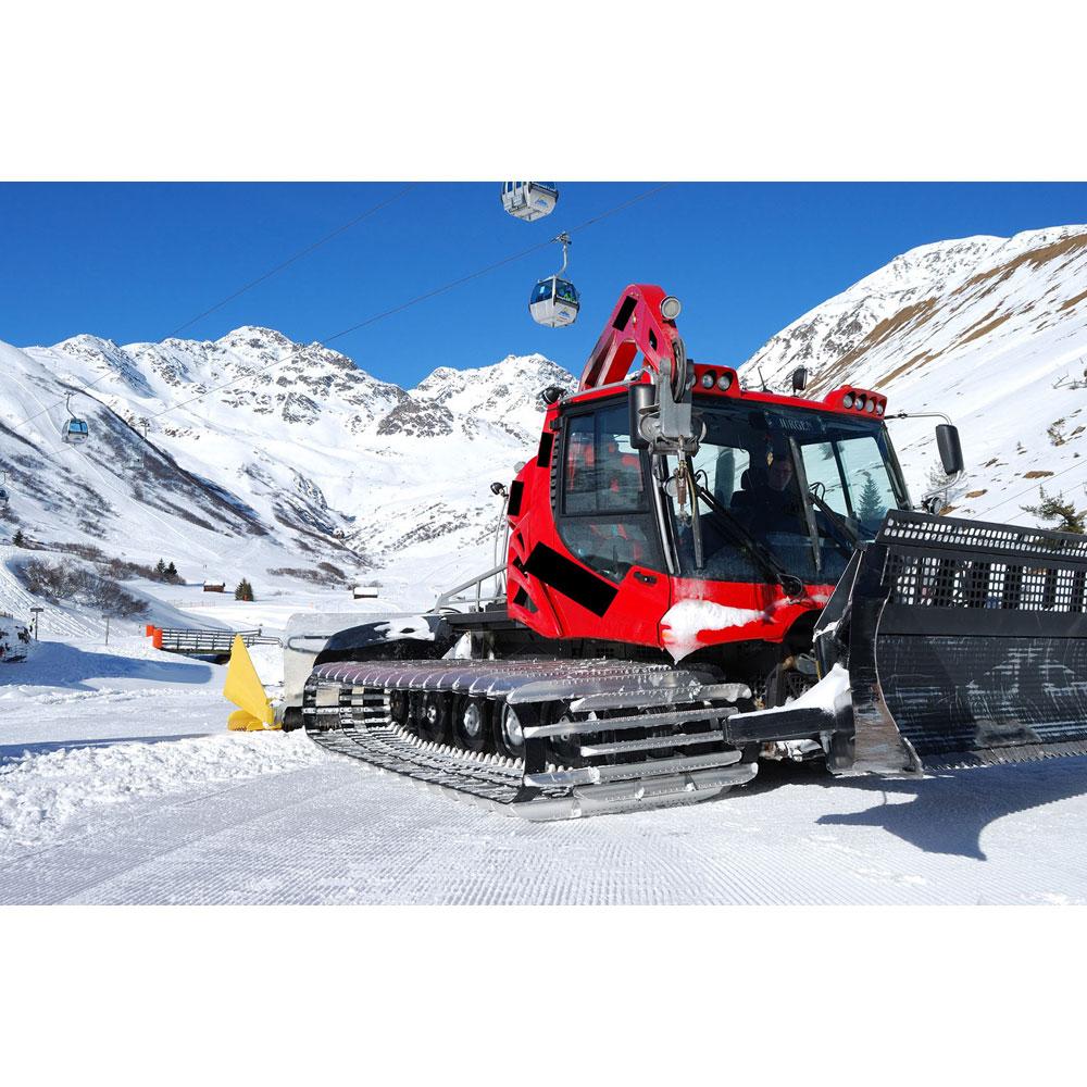 За снегоутъпкващи машини - преди ски сезона