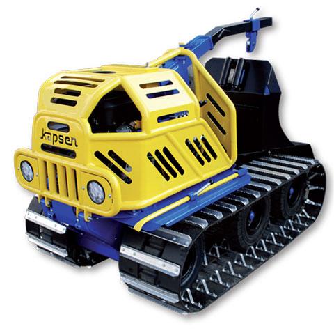 Мини-трактор Железен кон за дърводобив