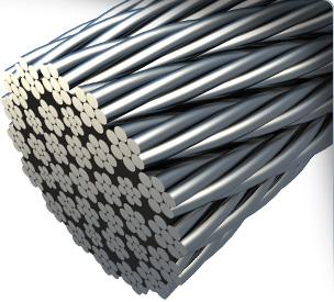 Кранови въжета за всички видове КРАНОВЕ, за бетонови възли