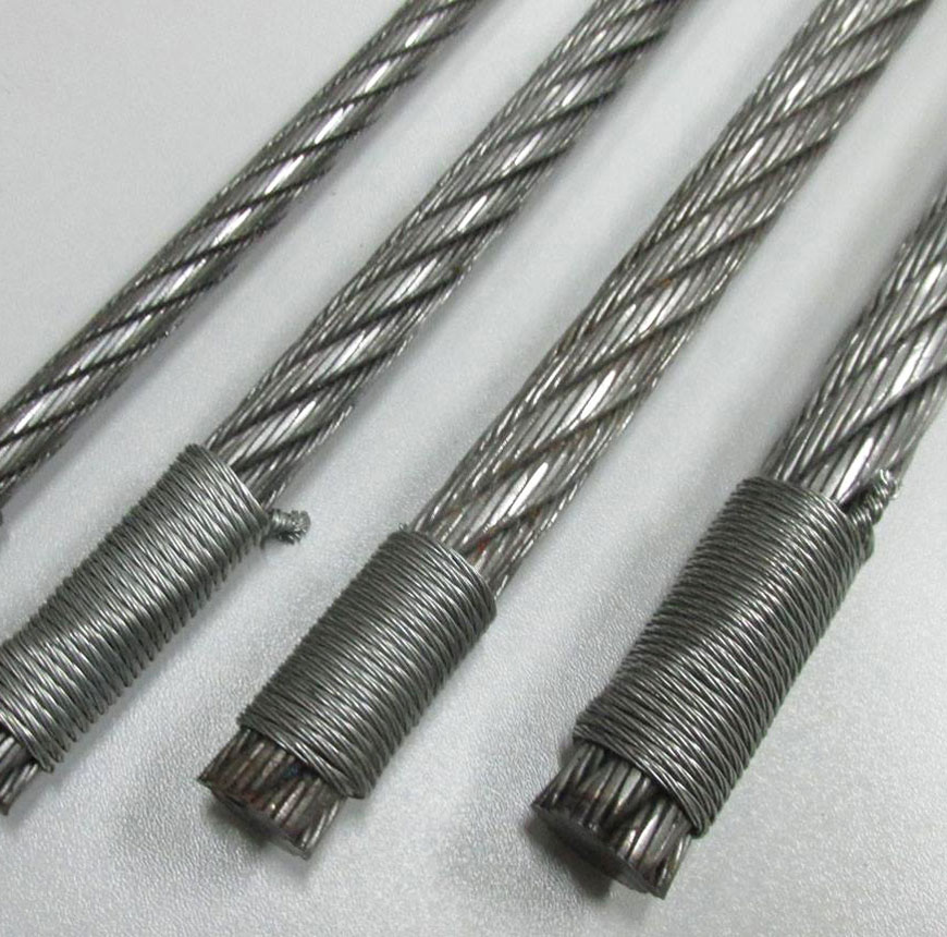 Специални въжета PYTHON за горски трактори и въжени линии