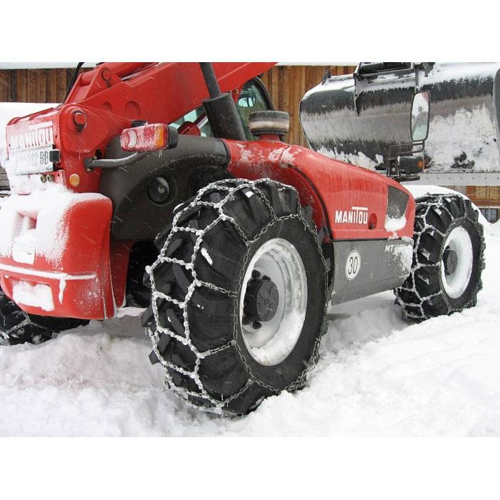 Вериги за снегопочистващи машини