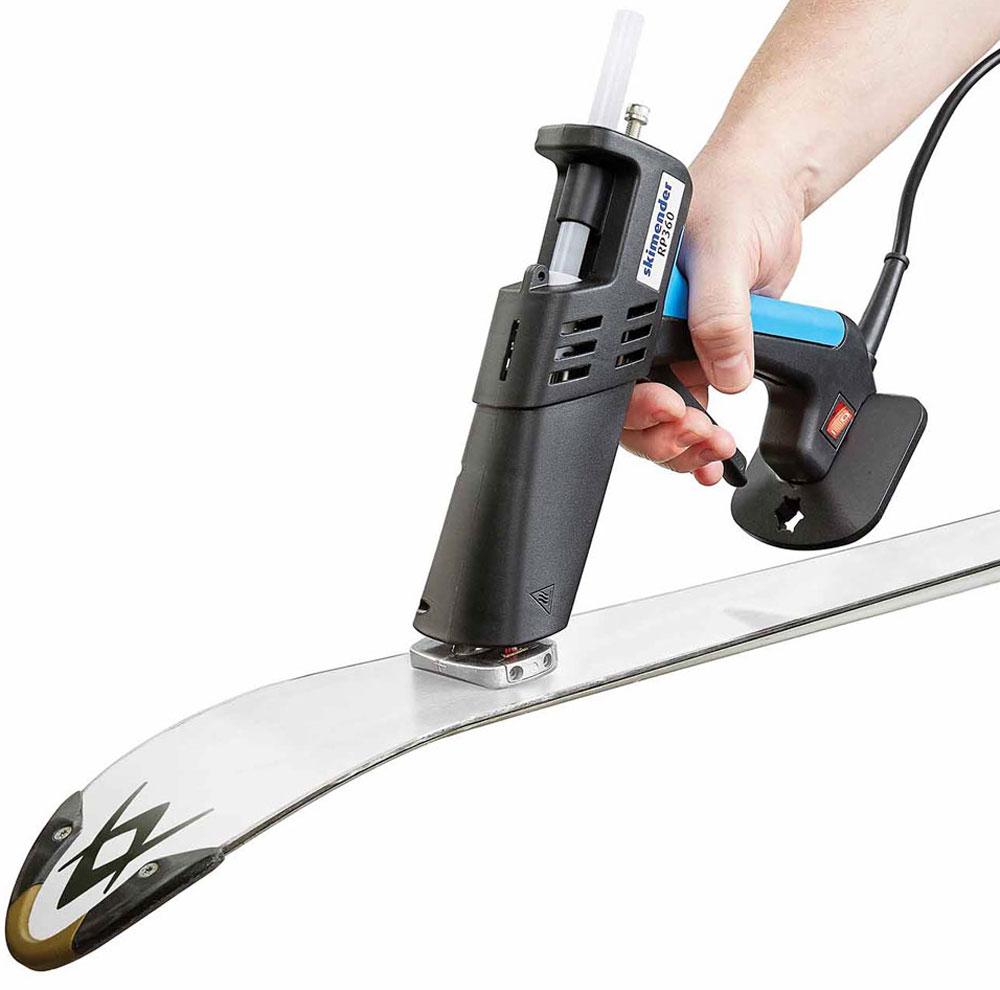 Електроуред Арт. 3382 Kunzmann - Пистолет за ски сервиз