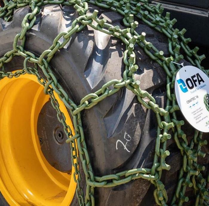Вериги CRAFTEC, PARAGON - за меки и кални терени